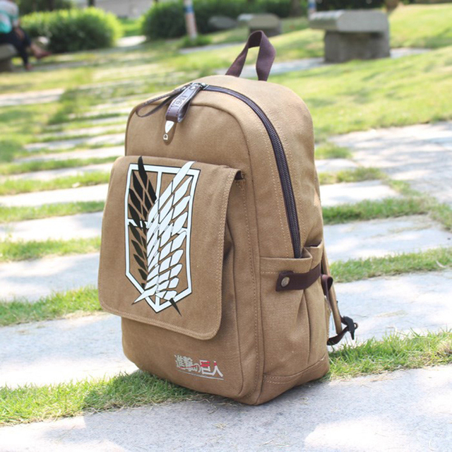 Attack on Titan Scouting Legion Backpack