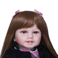 55cm Silicone Reborn Baby Doll Toys with Doll
