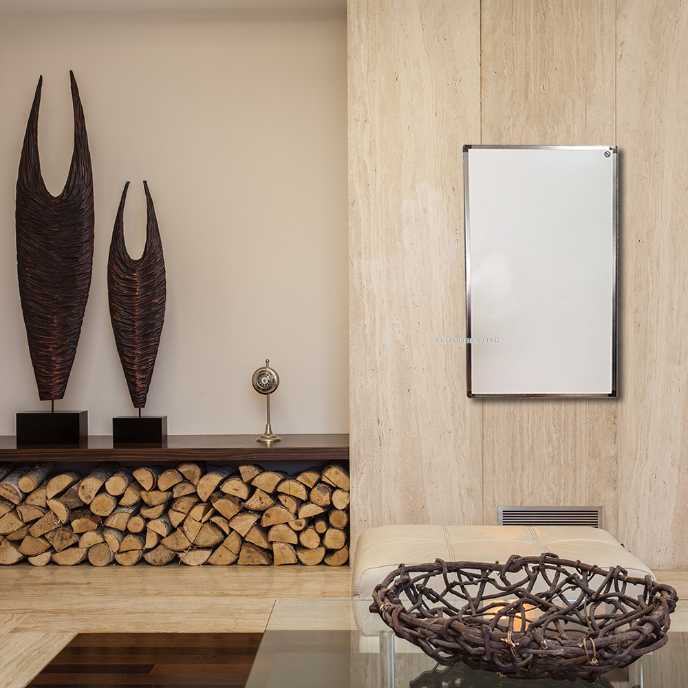 Eco Art Opvarmning 450W Hvid Elektrisk Varmopvarmere Hjem IR - Husholdningsapparater - Foto 4