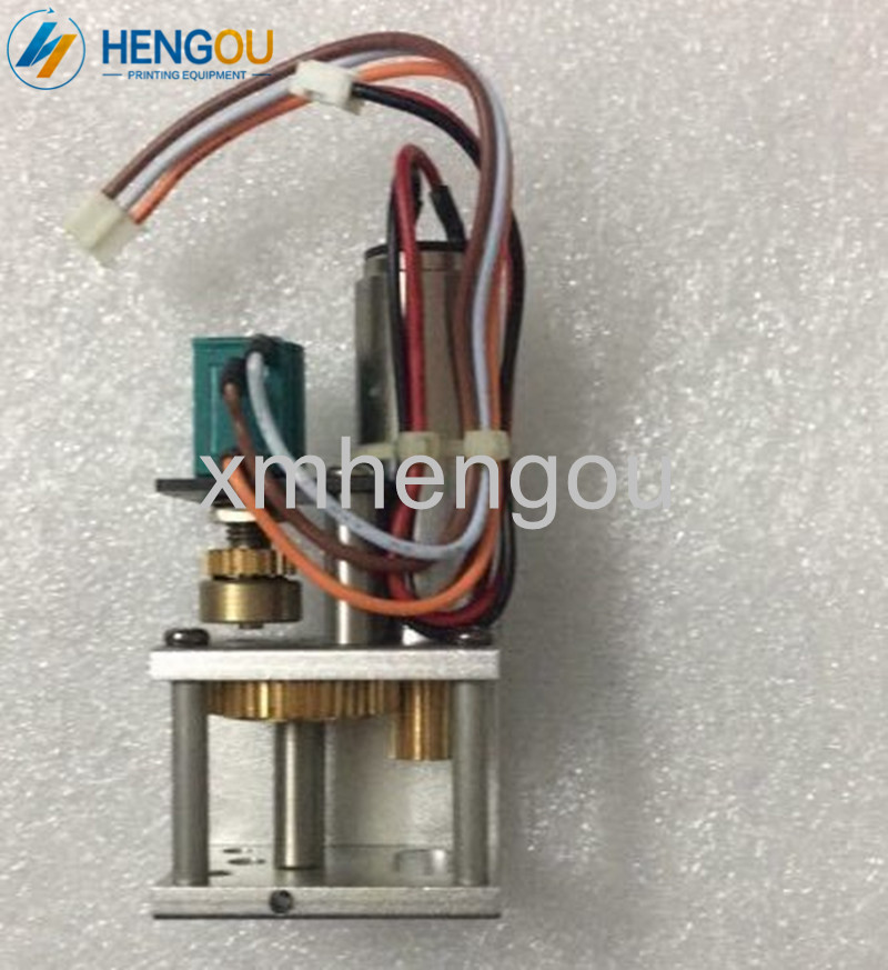 Ryobi ink key motor complete 5354-55-710, Ryobi machine spare parts yamaha pneumatic cl 16mm feeder kw1 m3200 10x feeder for smt chip mounter pick and place machine spare parts