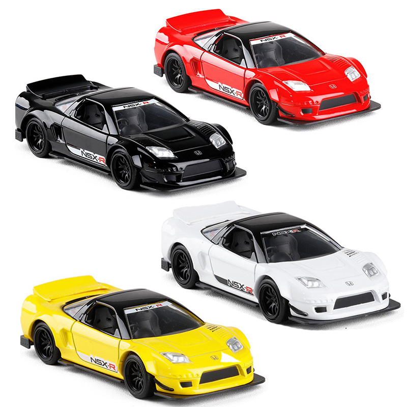 1PCS 1/32 Scale  Fast  Furious Series 2002 HONDA NSX Diecast  Model Car Toys JDM Model Collection Toy  For Boys   V013
