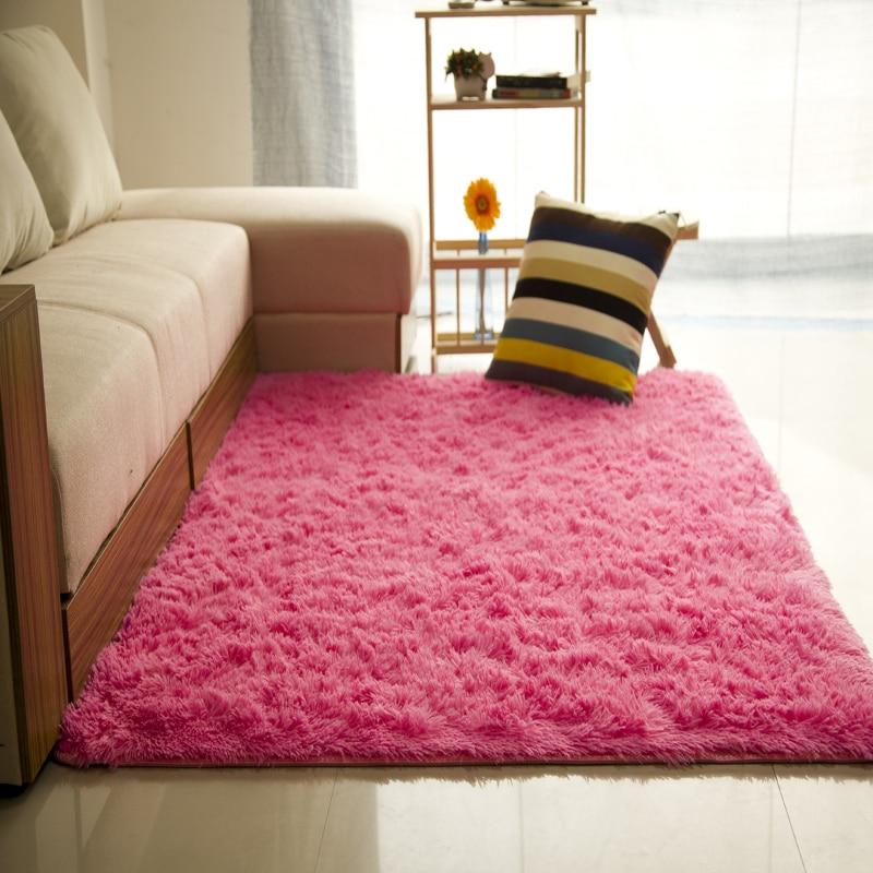 Unikea 80*160cm/31.49*62.99in living room rugs carpets microfiber ...