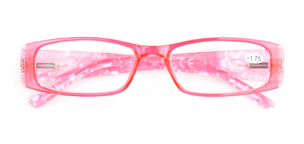Mix 5-Pack Gem Pattern Arms Reading Glasses Include Computer Glasses Women +0.50----+4.0 ...