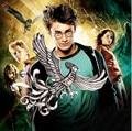 Película Harry Potter Dumbledore serie venta Caliente Popular de la manera fina de Phoenix collar simple para el amigo mejor regalo NN019