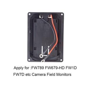 Image 4 - Płytka do baterii dla Feelworld FW760 FW759 FW1018S A737 itp kamery dziedzinie monitory i F970 F960