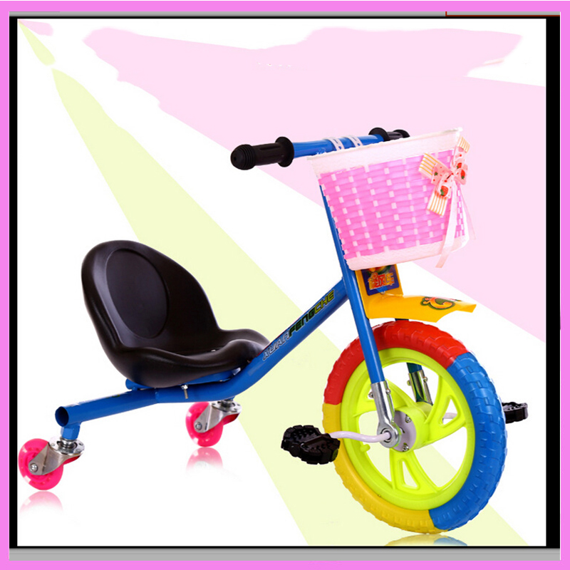 Strolex Child Tricycle Bicycle Baby Three Wheels Stroller Umbrella Trolley Trike Baby Ca ...