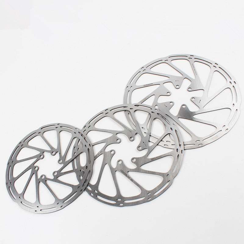 Freno Disco Para Bicicleta Bicicleta Acero Inoxidable Freno de Disco Monta/ña Bike Freno Multicolor 160mm 180mm 203mm Freno Rotores