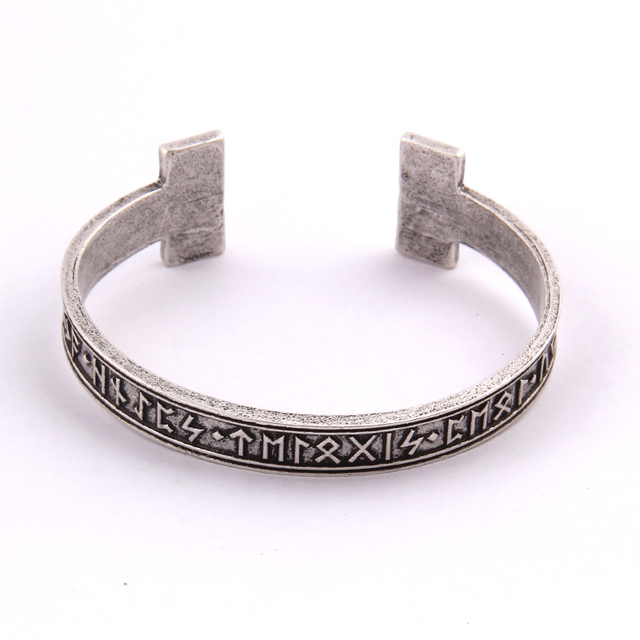 1 Quần nam Handmade Bắc Âu Rune Lắc Tay Viking