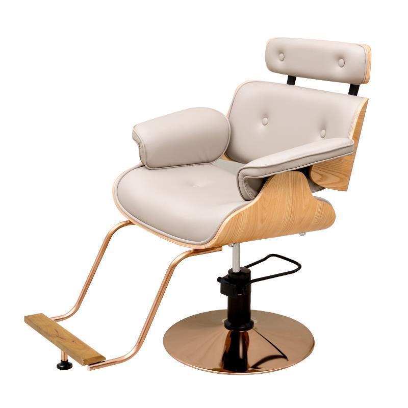 Image 3 - Barbero Mueble Furniture Cadeira De Cabeleireiro Makeup Kappersstoelen Stuhl Hairdresser Salon Barbearia Shop Silla Barber Chair-in Barber Chairs from Furniture
