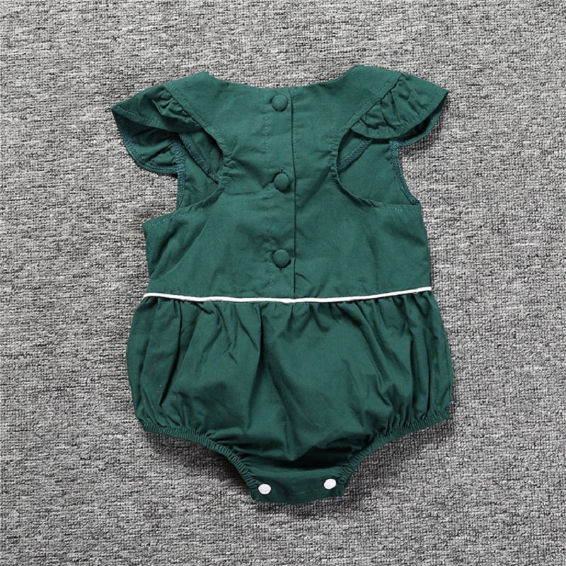 Baby girls clothes Fashion 2017 summer baby overalls cotton newborn girls clothes new childrens clothing for bebes