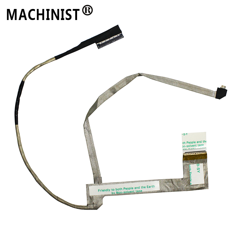 MACHINIST Video Screen Flex For Lenovo Z570 Z575 Laptop LCD LED LVDS Display Ribbon Cable 50.4M405.003 50.4M405.001 50.4M405.012
