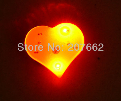 Glow Party Supplies Official Website Love Heart Led Flashing Brooch Pin Cartoon Light Up Glowing Badge Valentines Day Gift Glow Party Supplies