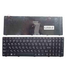 Россия новая клавиатура для lenovo g580 z580a g585 z585 z580 v580 v580c g590 ru клавиатура ноутбука