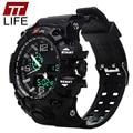 2016 TTLIFE Марка Открытый Наручные Часы Электронные Военные Часы Мужская Мода Спортивные Часы LED Цифровые Часы 50 М Водонепроницаемый