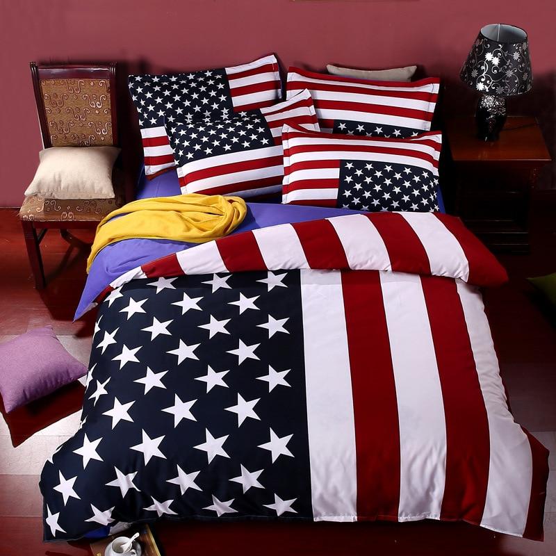 Popular American Flag Bedding Buy Cheap American Flag
