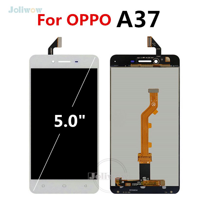 5.0 inch For OPPO A37 LCD Display with Touch Screen Assembly Digitizer Glass Panel For Oppo A 37 A37 screen Display5.0 inch For OPPO A37 LCD Display with Touch Screen Assembly Digitizer Glass Panel For Oppo A 37 A37 screen Display