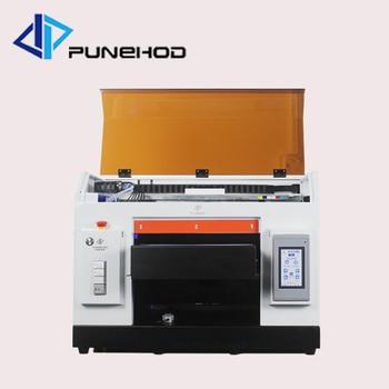 China Factory Price UV Textile Printing Machine Digital Flatbed T-shirt Custom Printer
