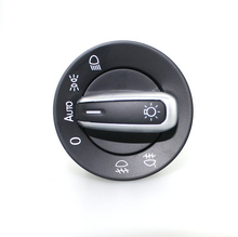 все цены на For Volkswagen MAGOTAN Sagitar headlight switch 6 Tiguan Touran 5ND 941431 B power window switch онлайн