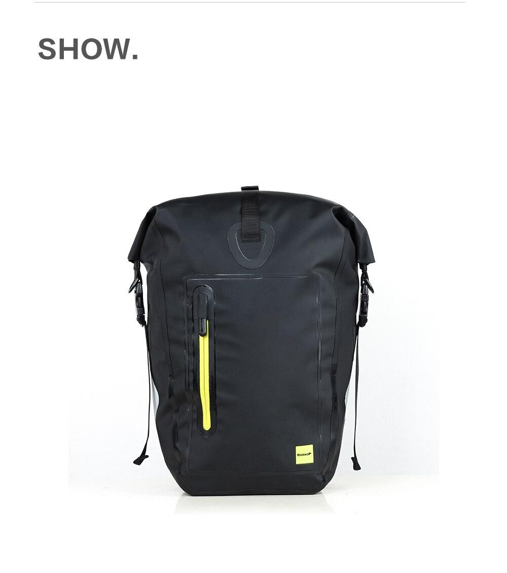 Waterproof cycling bike pannier bag (19)