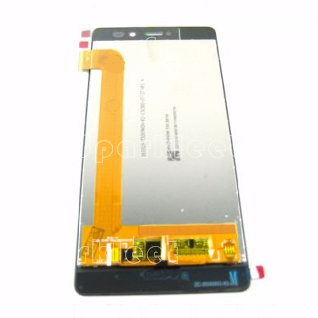 LCD Display For Wiko Tommy LCD Display Touch Screen Digitizer Assembly Mobile Phone Replacement Repair Parts Black