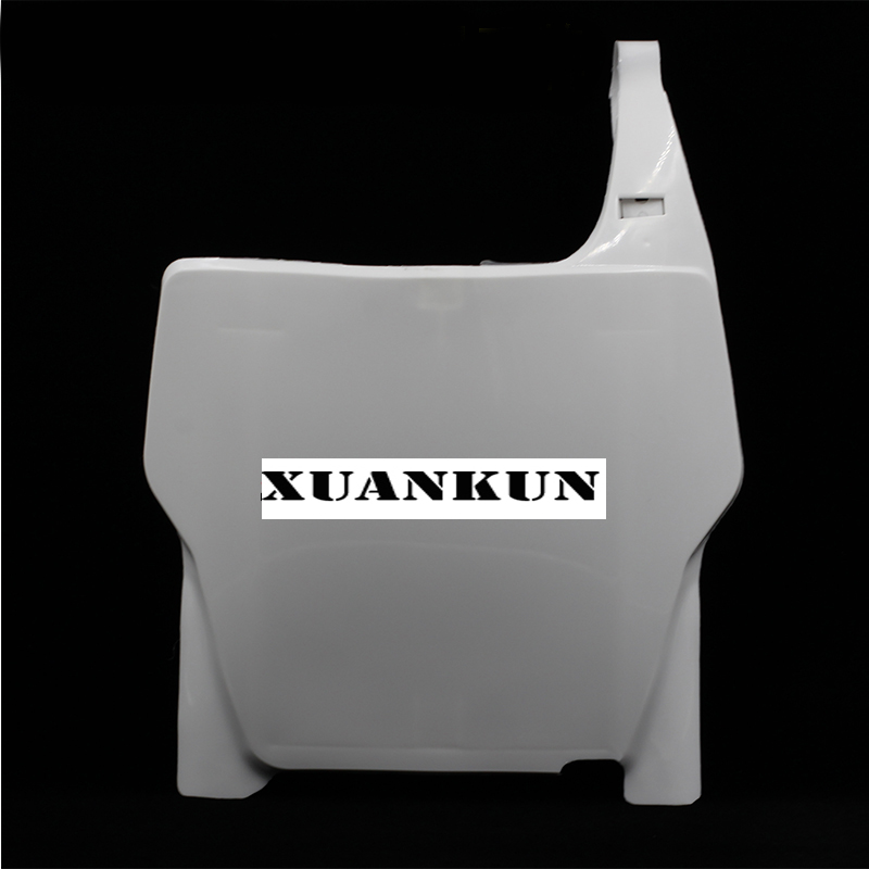 XUANKUN CRF250/450 Off - Road Motorcycle Off - Road Accessories Mdified Number Plate Signs
