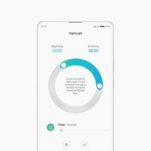 Image 5 - Yeelight LED シーリングライトランプ 450 ルーム · リモート制御ブルートゥース無線 Lan と Google アシスタント Alexa mijia アプリ xiaomi