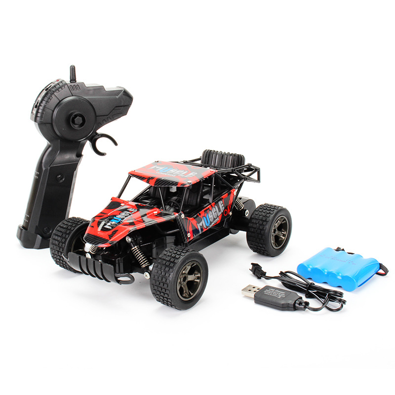 RC Car Remote Control Car 2.4G 20KM/H High Speed Racing Car Climbing RC Electric Car Off Road Truck Toys For Children