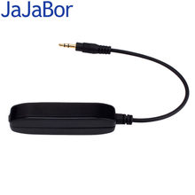 JaJaBor 3.5mm Aux Audio Noise Filter Ground Loop Noise Isolator Eliminate Bluetooth Car Kit For Cellphone Car AUX Speaker(China)
