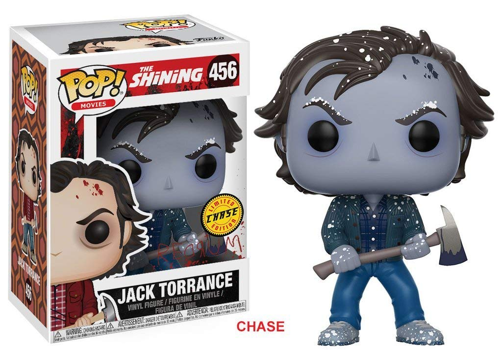 Funko Pop The Shining Jack Torrance #456 Vinyl Action Figure Collectible Toy
