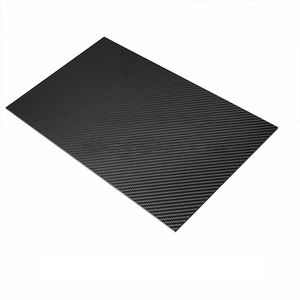 Image 5 - 200X300 mm  High Composite Hardness Material Carbon Fiber Board 0.5, 1,1.5, 2,3, 4, 5mm Carbon Plate Panel Sheets