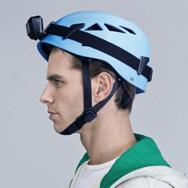 GUB Универсальный Открытый Спорт экспедиция Альпинизм Скалолазание велосипедный шлем с легким дрейфующим Оборудование безопасности