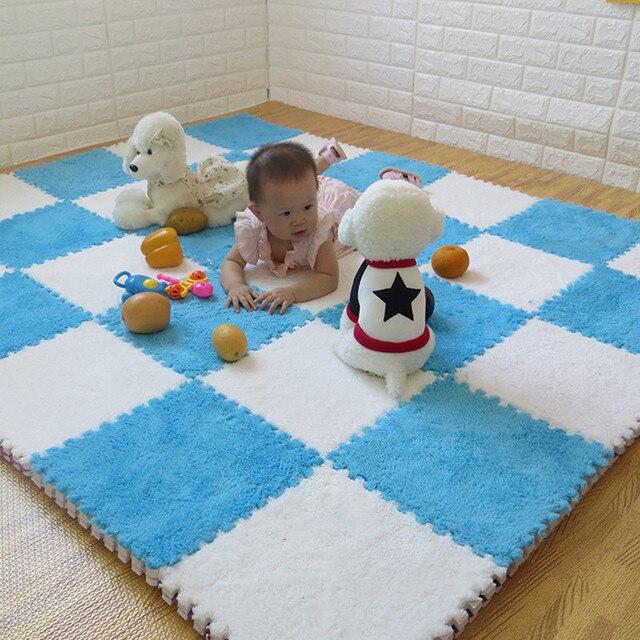 30 30cm Baby Play Mat Puzzle Floor Rug Eva Foam Environmental Non Toxic Crawling