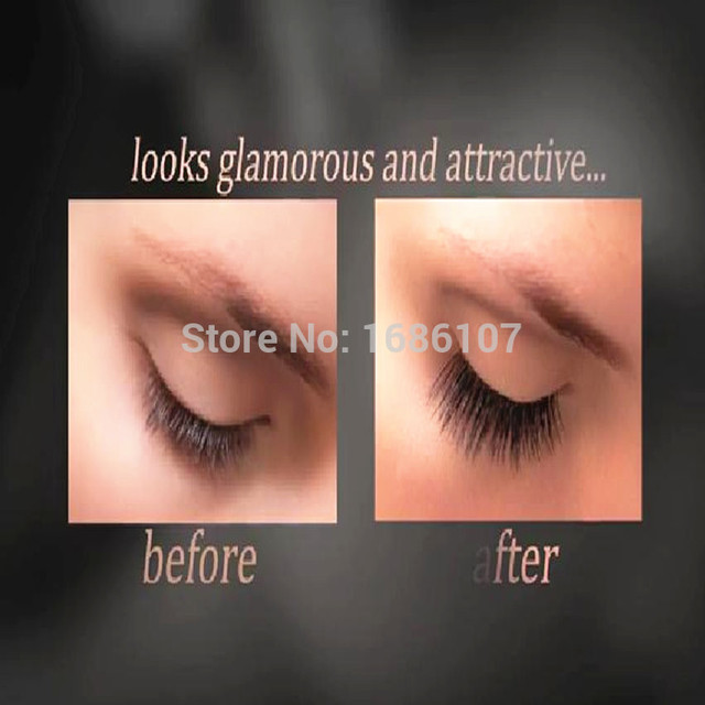 Charming Lashes Mink Natural False Eyelashes Fake Lashes Human
