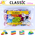 1000pcs Small Buidling Blocks Educational Creative DIY Blocks Kids Toys Girls Boys Toys Kids Bricks Toys Compatible with leping