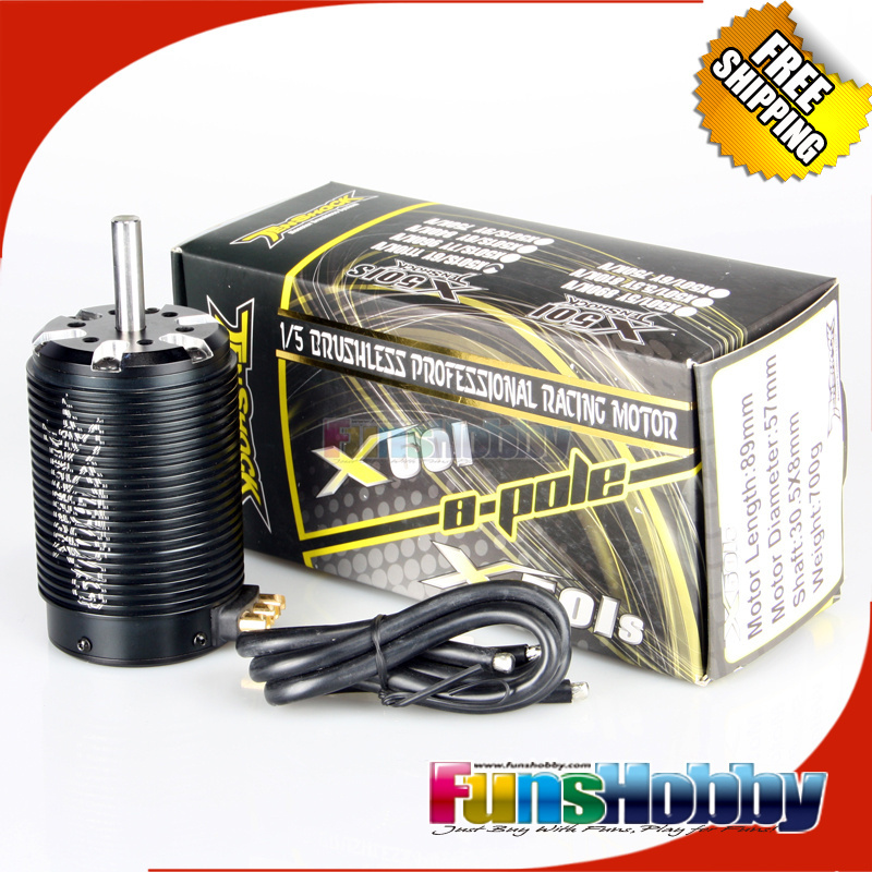 Tenshock 8Pole Electric Rc Cars Micro Brushless Motor 1 5 2WD RC Car Off Road Buggy