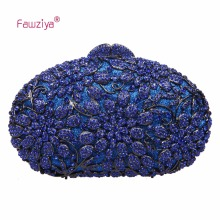 Fawziya Colorful Bag Crystal Clutches And Evening Bags For Womens Clutch Purse