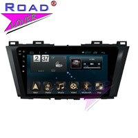 TOPNAVI 2G 32GB Android 7 1 Octa Core Car Multimedia GPS Navigation For Mazda 5 2014