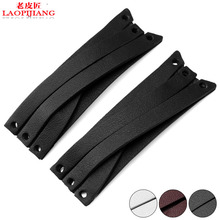 Laopijiang leather watch the special interface 20 mm belt for K2R2S6 K2R2M1 ladies K2R men women