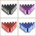 D1 Spec Легкий Вес Колесные Гайки Колеса Гайки 7075 алюминиевый Сплав Гонки Орехи 4 Цвета Красный Черный Синий Фиолетовый M12 * P1.25