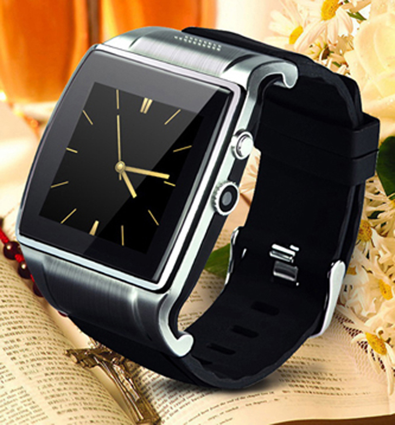 Nova chegada relógio inteligente hi watch 2 apoio pedômetro sim câmera bluetooth smartwatch para iphone android smartphones