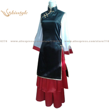 Kisstyle Fashion Hetalia: Axis Powers Taiwan Uniform COS Clothing Cosplay Costume,Customized Accepted