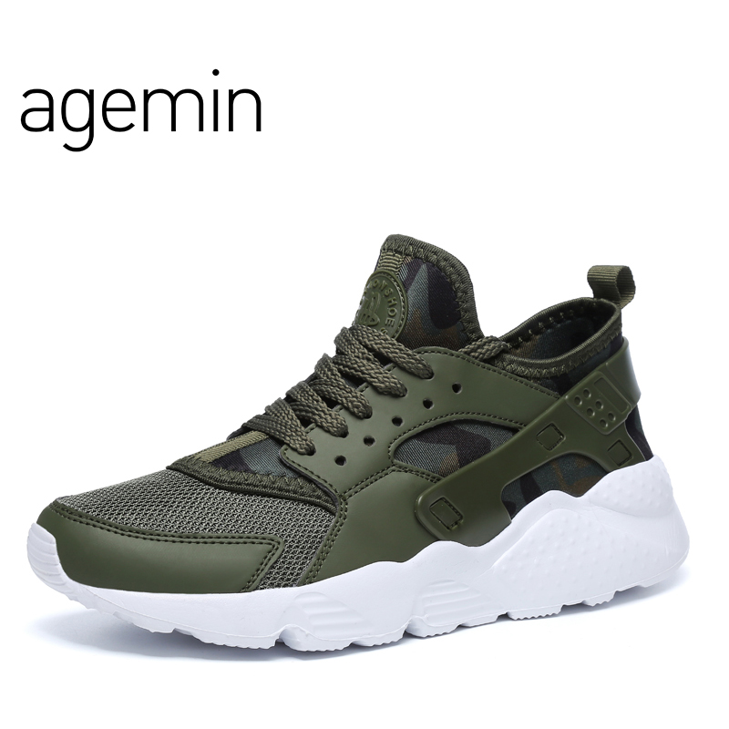 Aegmin Summer New Big size Air Mesh heren casual schoenen Comfortabel - Herenschoenen - Foto 1