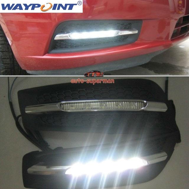 LED Fog Lamp Light For Chevrolet CRUZE 2009 2010 2011