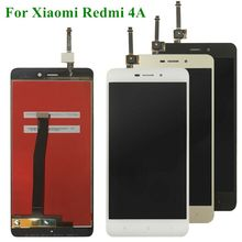 5.0 Original Display For XIAOMI Redmi 4A LCD Touch Screen With Frame Digitizer Assembly
