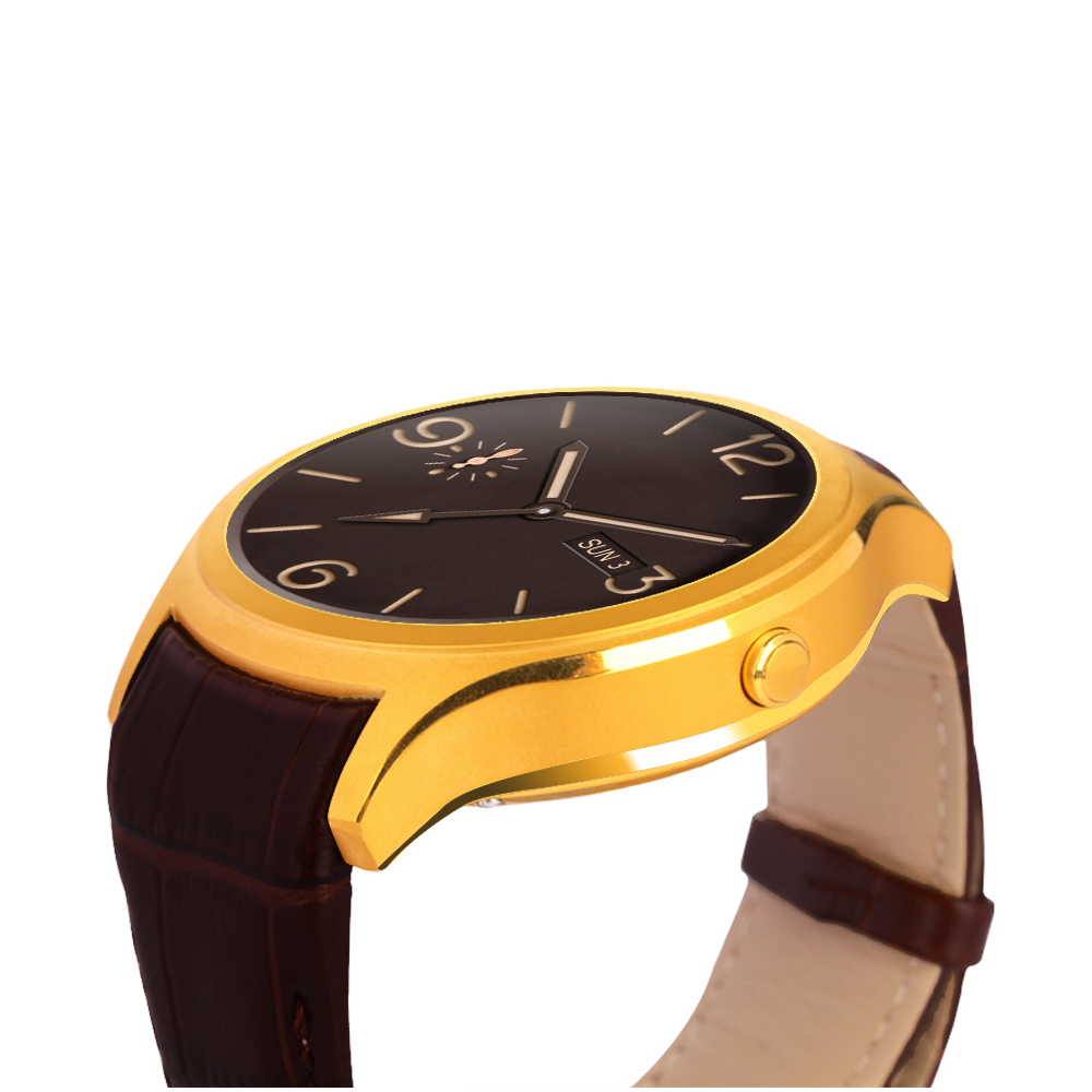 Finow X1 K8 Mini Smart Watch Android 4 4 Dual Core 1 3 IPS Heart Rate