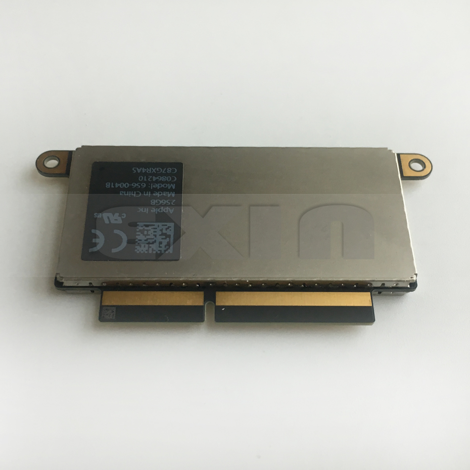 """Image 2 - Used for MacBook Pro Retina 13.3"""" A1708 SSD 256GB 256G PCI E SSD 2016 2017 656 0041C 656 0044A 656 0076A 656 0041B 656 0067A-in Computer Cables & Connectors from Computer & Office"""