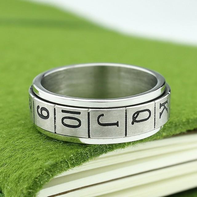 Men's Stainless Steel Ring
