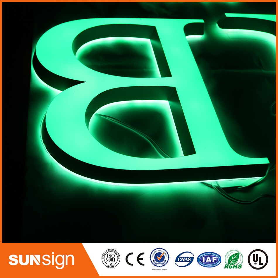 Alibaba-express Mini Led Sign Board Decoration LED Letters
