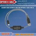 Caixa octoplus polvo caixa de cabo para lg p500 optimus, P970, P990, P999 e mais modelos de flash, desbloquear e serviço