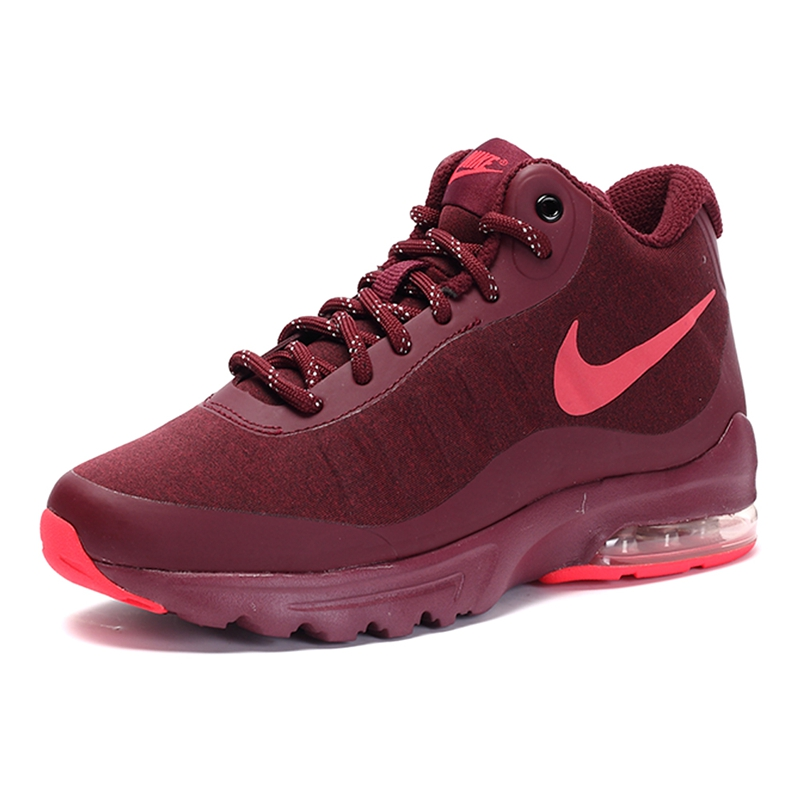 release date b5742 9ada4 NIKE Authentic Winter AIR MAX INVIGOR MID Women s Running Shoes Sports  Sneakers Female Outdoor Comfortable Top Quality-in Running Shoes from  Sports ...